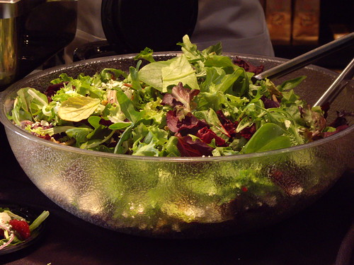 Pastaria Mixed Baby Greens Salad
