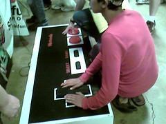 Giant Nintendo Controller [Maker Faire]