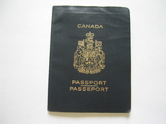 Canada Passport (Ryan Hadley) Tags: seattle usa canada macro washington passport canadianpassport canadapassport