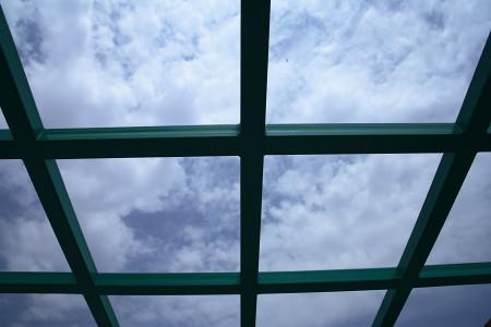 clouds crossed...