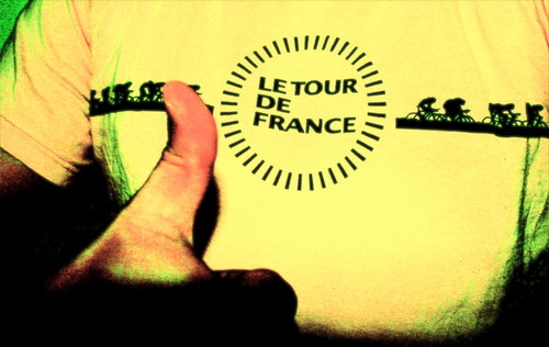 "Thumbs up for ""Le Tour de France"""