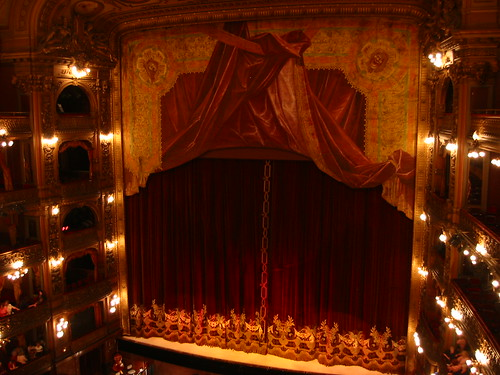 Teatro Colon, Buenos Aires by paula moya, on Flickr