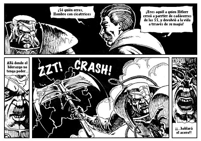 Comic Stalin vs Hitler - Alexey Lipátov 510902393_b28a86165f_o