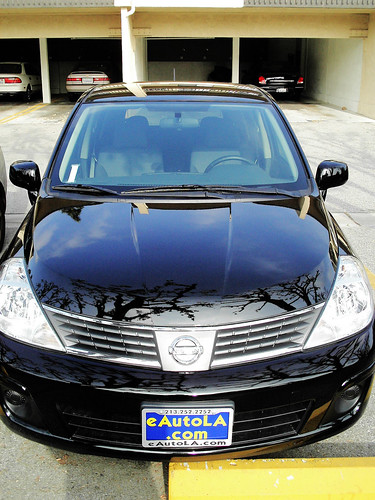 2007 Nissan Versa Sl. Nissan Versa SL