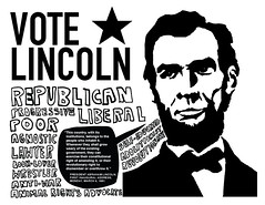 vote lincoln - by arimoore
