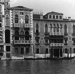 Venice, Italy - Palazzetto Contarini Fasan & Palazzo Contarini
