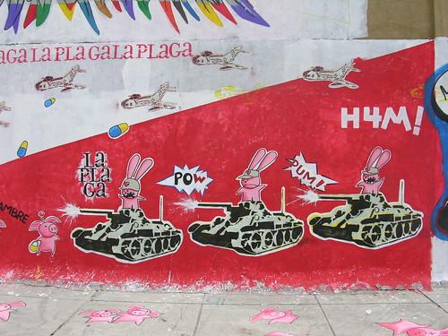 Muros Libres por KOCH1NO.