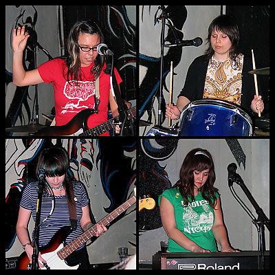 The ladies of Vancougar