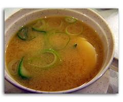 miso soup (koolasa) Tags: japanese foodporn tokyu