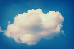 Algodn (Skymix) Tags: blue sky cloud azul cielo nube