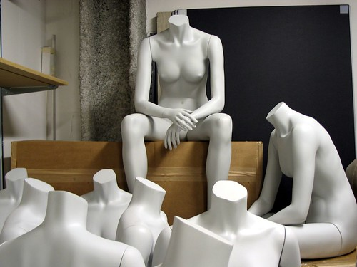 More fun with mannequins