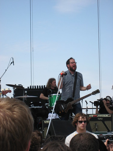 Hold Steady @ Sasquatch 5-26-07