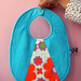 babetes patchwork bibs