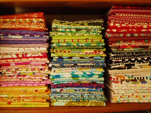 I love fabric