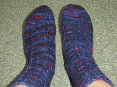 DSM's socks