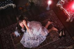 ANGEL (Chris Photography(王權)(FB:王權)) Tags: 5d 5d4 5dmark4 girl angel 安琪 flower