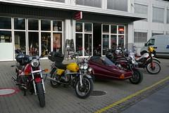 Grisogespann (urs.guzziworld) Tags: moto motoguzzi guzzi gespann samstagern griso laguzzi samstage