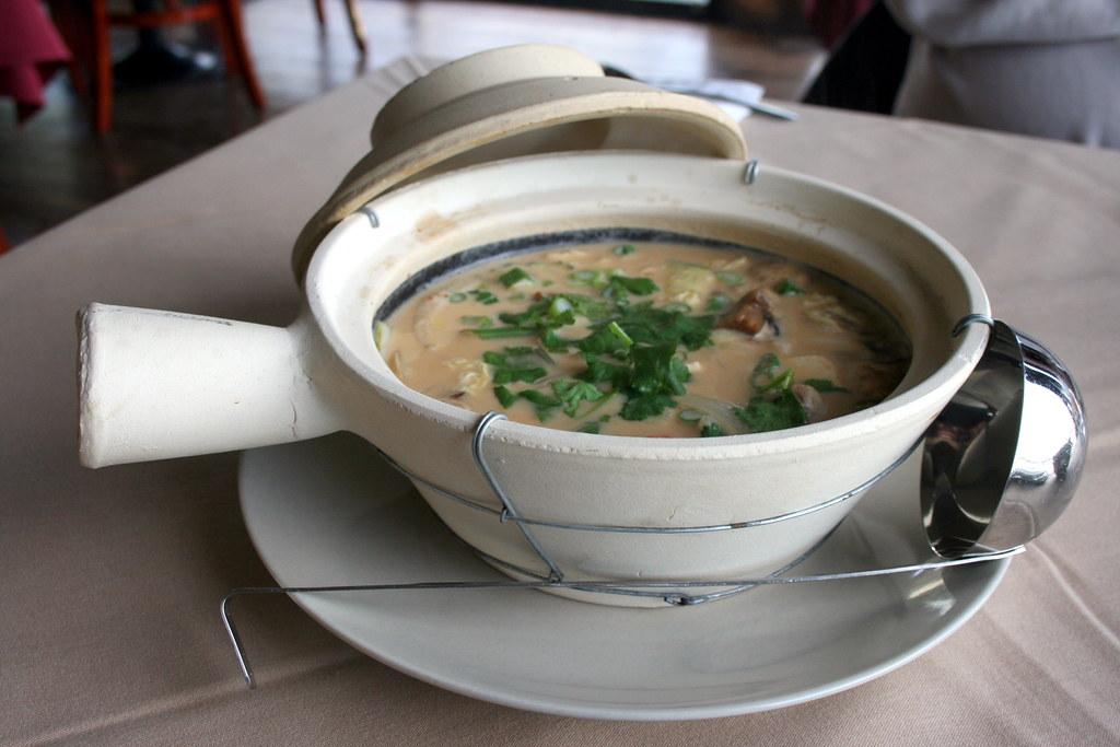 Thepmonggon Tom Kha Soup
