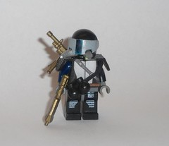 єxx insectoid trooper (Exxtrooper) Tags: christmas blue trooper insect golden lego mini made company hardcore figure ba custom tlc insectoid minifigure brickarms mnifig exxtrooper customation єxx
