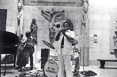 Slide Hampton (Tom Marcello) Tags: photography jazz trombone jazzmusic jazzmusicians slidehampton jazzplayers jazzphotos jazzphotography jazzmobile jazzphotographs tommarcello