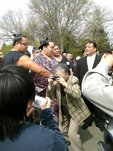 Yokozuna Asashoryu