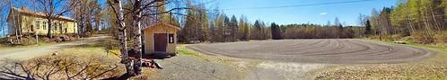 Puhos Community House Sports Ground
