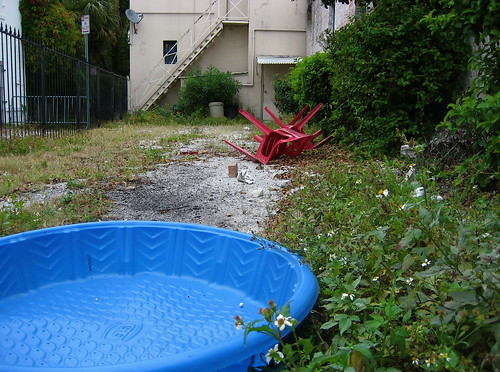 Cut Up Our Kids Sun Damaged Leaky Swimming Pool And Recycle It