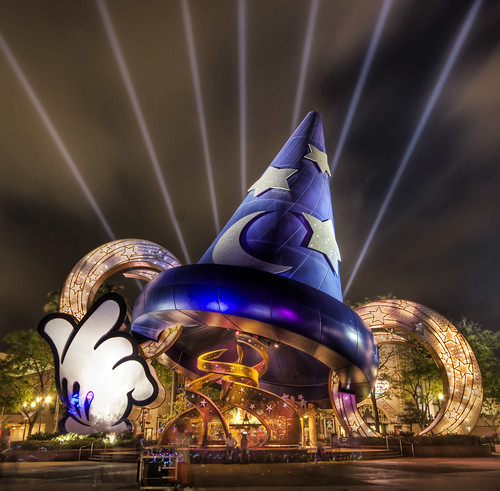 The Magic of Disney / Trey Ratcliff