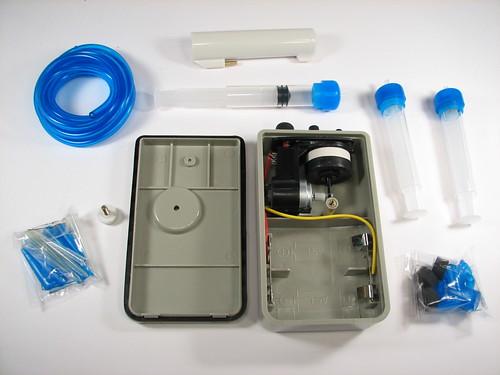 Cheap-o air pump