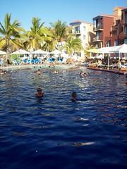 This is Living! (Calsurferboy) Tags: water pool swim palms mexico hotel resort mazatlan elcid