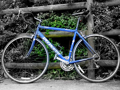 heart of bicycle