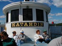 The Katahdin on Moosehead Lake
