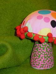 shroom pincushion