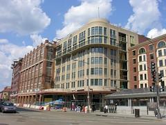 Kenyon Square Residential Construction in Columbia Heights (otavio_dc) Tags: dc washington construction districtofcolumbia condos residential columbiaheights downtowndc kenyonsquare