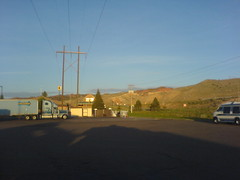 Day8a - Truck Stop Nr Richfield (Richfield, Utah, United States) Photo