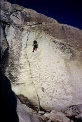 Slabmaster (Dru!) Tags: canada bc britishcolumbia crack climbing alpine granite slab scrambling chehalis coastmountains stemalot robertsonpeak chehalisrange