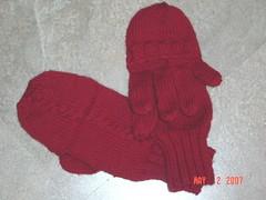 Convertible mittens