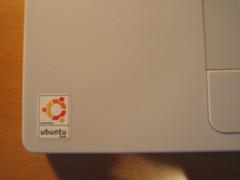 Pegatina Ubuntu