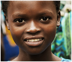 Young Girl (gunnisal) Tags: world africa portrait people colors child faces culture malawi