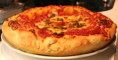 Pizza torta