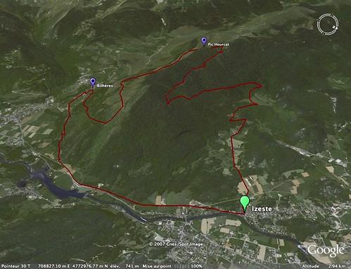 VTT-Vallée d'ossau-Lazerque