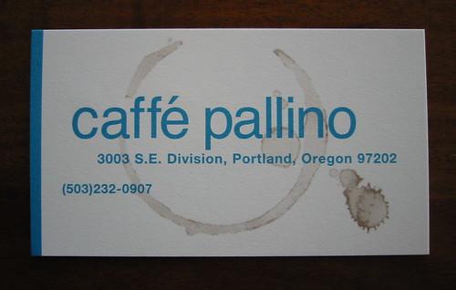 Caffe Pallino