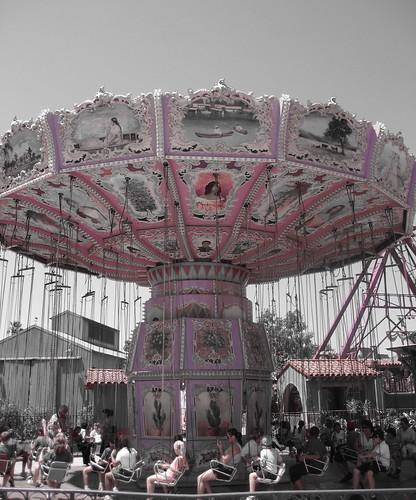 Pink Swings