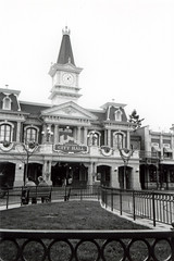 City Hall at Disneyland Paris