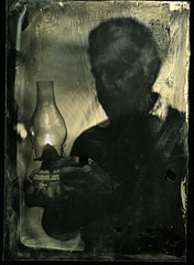 dud plate (Cynan Jones) Tags: mistake dud lithium collodion 8seconds sanscadmium sansether