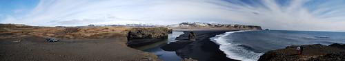 La playa de Dyrhólaey. Por Islandia (7)