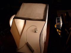 new Strobist $10 macro lightbox