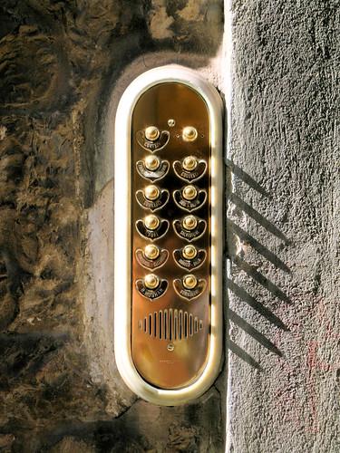 Doorbells of Florence