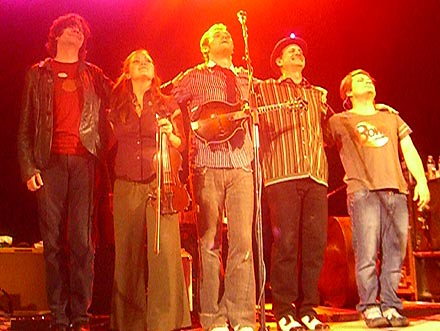 Jon Brion and Nickel Creek, McDonald Theatre, May 8, 2007