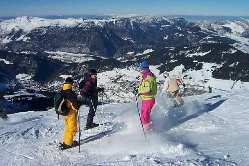 ski master télécoms réseaux IUP